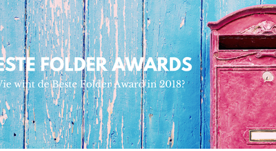 De Beste Folder Awards 2018